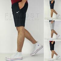 Nike Fleece Shorts, Mens Nike Jogging Shorts, Sport Gym Shorts - S, M, L, XL