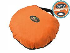 Mossy Oak - Blaze Orange Foam Insulated SEAT BUTT Cushion Warmer hunting fishing