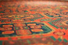 145 x 145 cm Farbenfrohe Tischdecken,Orientalische aus Damaskunst S 2-1-71515