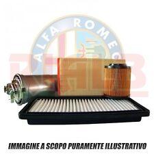 Kit 4 Filtri Bosch per Alfa Romeo 156 1.9 JTD - 85 kw (05/2001 > 09/2005)