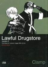 manga STAR COMICS LAWFUL  DRUGSTORE COMPLETA 1/3