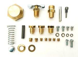 John Deere A, B, D, & Unstyled G DLTX Tractor Carburetor Parts Kit
