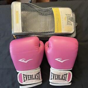EVERLAST MMA Women's pro style training Striking Kickboxing boxing Gloves Ta 12