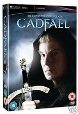 Cadfael Complete Collection Series 1-4  (iTV DVD)~~~~Derek Jacobi~~~~NEW SEALED