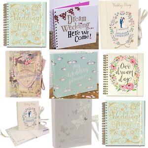 Wedding Planner Book / Diary / Bridal Organiser Engagement gift -14 to Choose