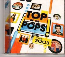 (GA987) Top Of The Pops: Spring 2003, 2CD  - 2003 CD