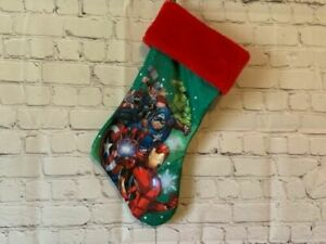 Marvel The Avengers Christmas Stocking