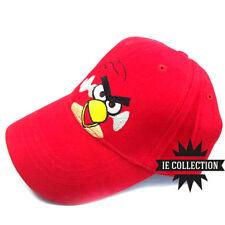 ANGRY BIRDS SOMBRERO rojo pájaro Rojo hat plush hut cosplay frontal cap film