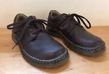 Dr. Martens 11194 Sz. US 8 UK 7 Mens Leather Lace Casual Oxford Shoe Boot