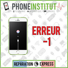 Reparation erreur itunes -1 iphone 4