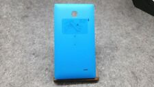 A++ Rear Panel Battery Back Door Cover For Nokia X Dual SIM RM-980 A110 Blue