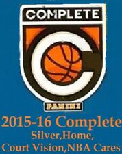 2015-16 Panini Complete Silver NBA Cares Home Court Vision