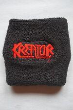 Sweatband Kreator Red Logo 106202#