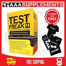 PHARMAFREAK TEST FREAK 120 CAPS HYBRID PRO-TEST STIMULATOR