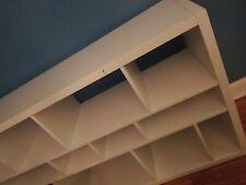 Mainstays 12 Cube Storage Organizer - White
