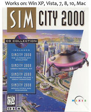 SimCity 2000 Special Edition PC Mac Game