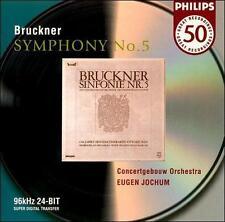 Bruckner: Symphony No. 5 (CD, Mar-2001, Philips) * Eugen Jochum * New/Sealed CD