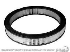 GT Chrome Ford Mustang Bronco Air Filter Element  289 302 Performance Type