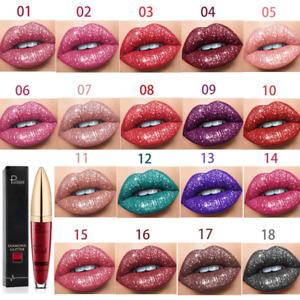 18 Color Diamond Shiny Long Lasting Lipstick AUS