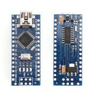 Nano V3.0 Mini USB ATmega328 16M 5V Micro-controller CH340G board For Arduino