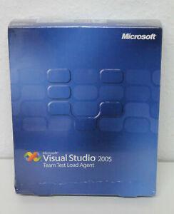 Microsoft Visual Studio 2005 - Team Test Load Agent - Deutsch -  inkl. MwSt