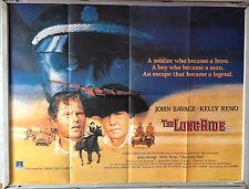 Cinema Poster: LONG RIDE, THE 1983 (Quad) John Savage Kelly Reno