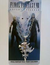 FINAL FANTASY - Collana Squall Griever con catenina - Gadget - NUOVO / Necklace