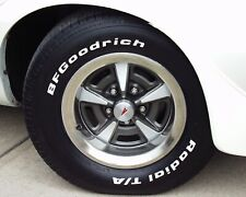 "Pontiac Rally II Wheel Trim Rings 15"" (Set of 4) Trans Am Firebird Grand Prix"
