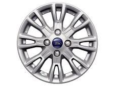 "Genuine Single Ford B-Max 15"" Alloy Wheel  -  8 x 2 Spoke Design (1791258)"