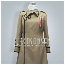Cosonsen Anime Axis Powers Hetalia APH Russia Uniform Cosplay Costume 5PCS Set