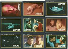 1991 Impel Star Trek Official Trading Cards 25th anniversary series 1 & 2 sets