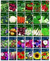 Fresh Garden Seeds Fruit Vegetable Herbs Flower  Grow Your Own