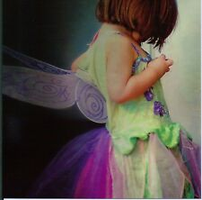"""Little Star"" Fairy Dressing Up Dance Girl Greeting/Birthday/any occasion card"