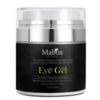 Mabox Best Eye Gel for Wrinkles, Fine Lines, Dark Circles, Puffiness and Bags