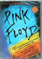 Pink Floyd ‎ DVD Especial Brand New Sealed