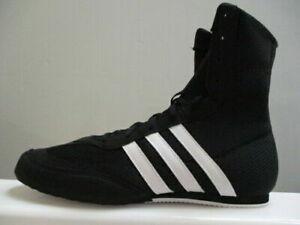 adidas Box Hog 2 Men's Boxing Boots UK 12 US 12.5 EUR 47.1/3 REF 5651^ R
