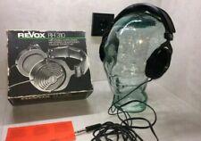 REVOX RH310 headphones Kopfhoerer vintage rare