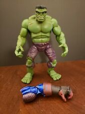 Marvel Legends Galactus BAF Series, Variant Green Hulk, With Piece!