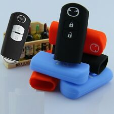 Mazda 2 CX5 Remote Key Silicon Case Cover (For Push Start)
