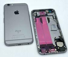 Für iPhone 6s Backcover Vormontiert Gehäuse Rahmen Akkudeckel Rückseite Grau