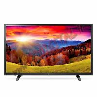 "TV LG LED 32"" HD 32LH500D FHD DVB-T2 COMPLETO MONITOR USB VGA HDMI MKV DVD IPTV"