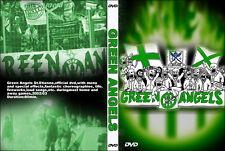 DVD GREEN ANGELS 92 ASSE(ultras,saint etienne,kop sud,ultra,mf91,les verts,tifo)