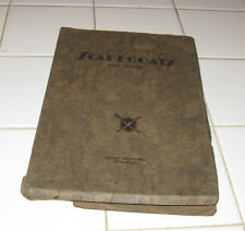 "1931 ""SCAPEGOATS"" by Julian Sherrod 1st Printing (3rd Edition) BOOK"