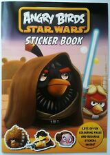 STICKER BOOK ANGRY BIRDS STAR WARS BOOK BY ALLIGATOR BOOKS REUSABLE STICKERS