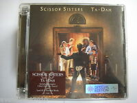 SCISSOR SISTERS - Ta Dah - CD ALBUM - DISC & ARTWORK ONLY