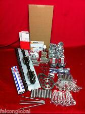 Pontiac 316 Deluxe engine master kit 1956 w/push rods pistons rings cam valves++
