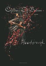 """Children of Bodom bandiera/bandiera """"Blooddrunk"""" Flag"""