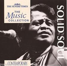 V/A - Contemporary: Solid Soul (UK Sunday Times MC 12 Tk CD Album)