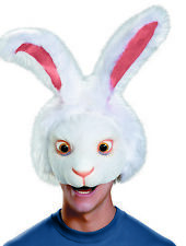 White Rabbit Adult Headpiece Costume Accessory NEW Alice Through Looking Glass