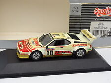 Quartzo 1/43 - BMW M1 Motul Tour de Corse 1982